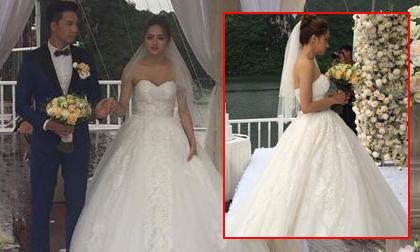 Hương Giang Idol bất ngờ rò rỉ ảnh cưới?