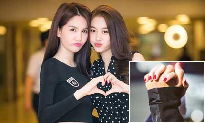 Linh Chi khẳng định Ngọc Trinh đã có bạn trai mới và không phải Vũ Khắc Tiệp