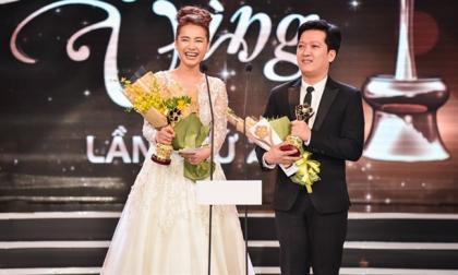 Trương Giang đại thắng 'Mai vàng', lần đầu nói lời yêu Nhã Phương trên sân khấu