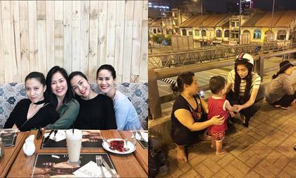 Tin sao Việt mới 24/1: Hà Tăng đi hẹn hò cùng bạn, Kỳ Duyên âm thầm phát quà cho người vô gia cư lúc nửa đêm