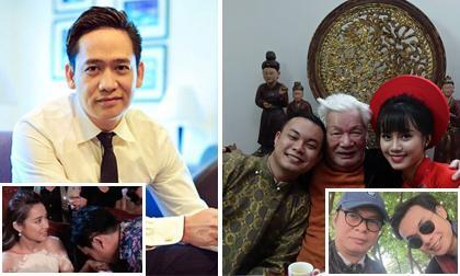 Tin sao Việt ngày 21/1/2018: Duy Mạnh cho rằng Trường Giang mượn sóng trực tiếp để nghịch ngợm, con trai đạo diễn Trần Lực tổ chức lễ ăn hỏi