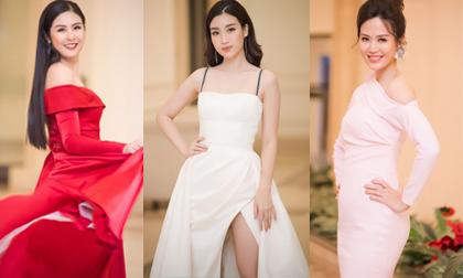 Dàn Hoa hậu Việt nhiều thế hệ lộng lẫy 'đổ bộ' thảm đỏ thời trang