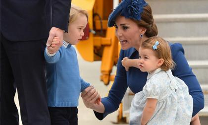Đây là bí quyết Công nương Kate Middleton dạy con ngoan ngoãn, lịch thiệp và bạn hoàn toàn có thể áp dụng ngay