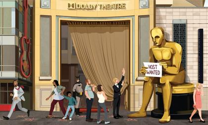 Lý do không một ngôi sao nào dám nhận vị trí MC dẫn giải Oscar dù hơn 2 tháng nữa là tổ chức