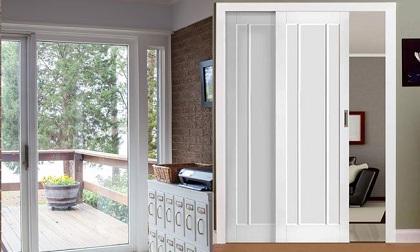 Sử dụng cửa nhựa lõi thép - Xu hướng mới trong thiết kế và xây dựng nhà hiện đại