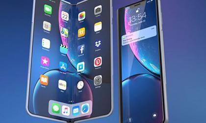 Xuất hiện video iPhone màn hình gập khiến fan hâm mộ Táo khuyết 'đứng ngồi không yên'