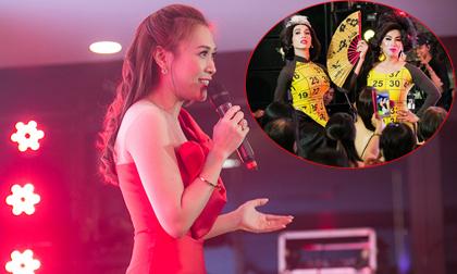 Mỹ Tâm giật mình, quên lời hát vì... Dương Thanh Vàng