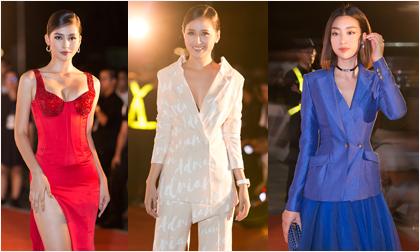 Tiểu Vy - Đỗ Mỹ Linh mỗi người một vẻ, nổi bần bật trong đêm chung khảo phía Bắc Miss World Việt Nam