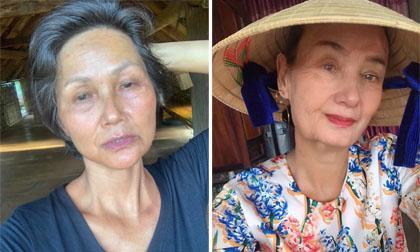 Sao Việt tham gia trào lưu già hóa: Ai là người đẹp lão nhất?