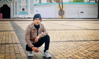 Mừng sinh nhật tuổi 33, Hồ Quang Hiếu tự thưởng cho bản thân một chuyến du lịch đến Ukraina