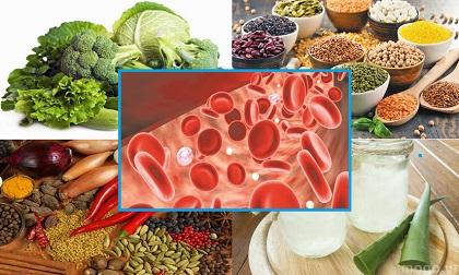 Những thực phẩm nên bổ sung trong bữa ăn hàng ngày, không chỉ bổ máu còn ngăn ngừa thiếu máu hiệu quả