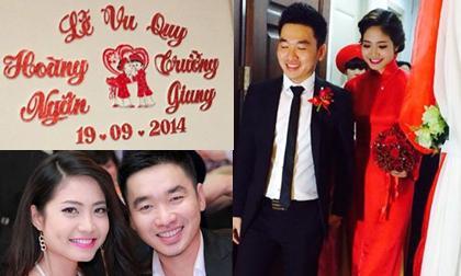 'Hoa hậu biển' Ninh Hoàng Ngân bí mật lên xe hoa với chồng đại gia
