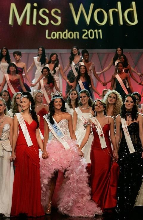 Hoa hậu quốc tế,hoa hậu thế giới,HHTG,HHQT,hoa hậu,Thúy Vy,Trúc Diễm,người đẹp,đường cong,bikini,áo tắm