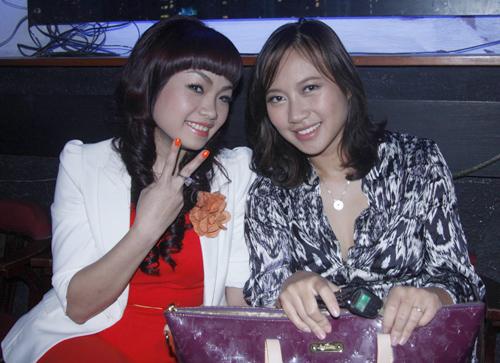 Phan Anh,Ngọc Khuê,Dương Hoàng Yến,Khánh Linh
