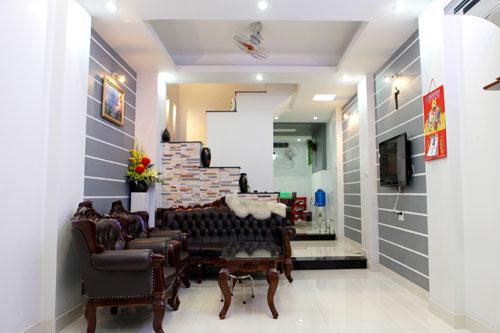 ngôi nhà ấm cúng,Lan Trinh,gia đình,nhà đẹp,tắc kè hoa