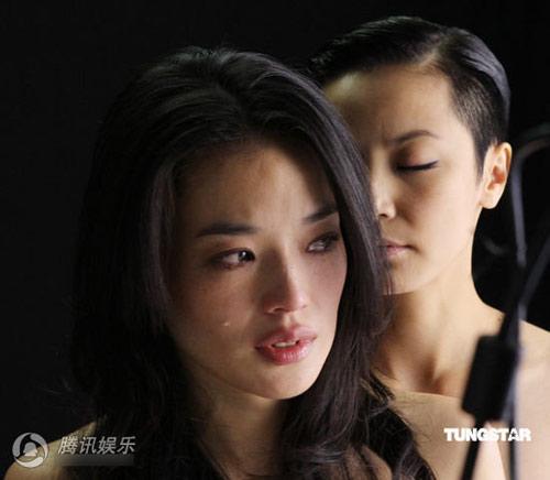 Thu Ky,Trinh Tu Van,Ha Van Thi,dien vien Trung Quoc,sao Hoa ngu,hau truong phim