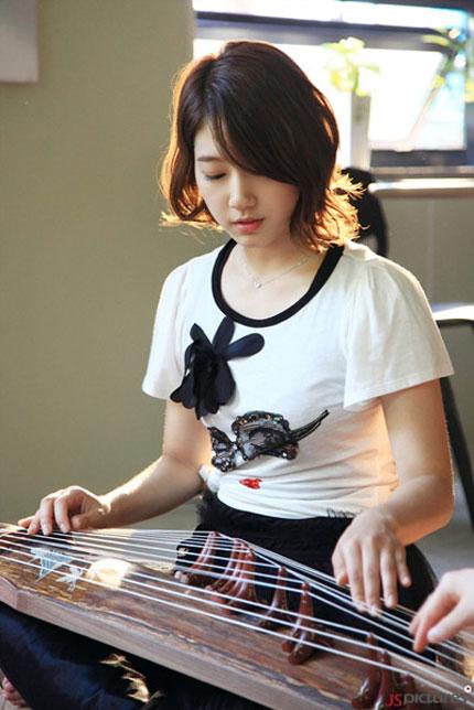 Cô nàng đẹp trai, Park Shin Hye, Sao Hàn, You've Fallen For Me