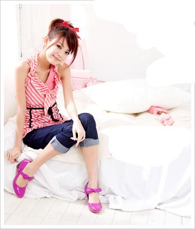 Giày búp bê, Thời trang mùa hè, Thời trang teen, Mix đồ, Thời trang
