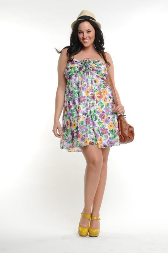 Thời trang cho người béo, Tư vấn thời trang, Lựa chọn trang phục, Thời trang