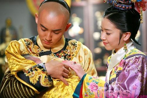 Tân Hoàn Châu Cách Cách, Phim Trung Quốc, Phim cổ trang, Quỳnh Dao