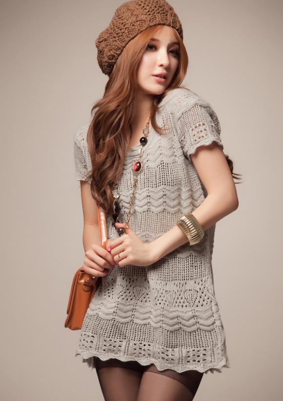 Áo len, Áo len thụng, Áo len dáng dài, Áo len dài tay, Xu hướng thời trang, Xu hướng, Mốt, Thời trang