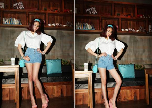 Thời trang teen, Sơ mi trắng, Tư vấn thời trang, Mix đồ, Jeans, Thời trang