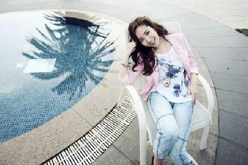 Park Min Young, Jeans, Cropped jeans, Quần bò, Xu hướng thời trang, Thời trang, Mốt