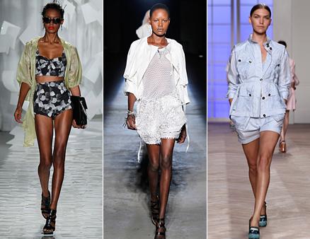 Xu hướng thời trang 2012, Xu hướng, Áo khoác có mũ, Họa tiết in, Váy Peplum, Thời trang