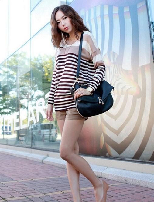 Short, Short jean, Quần đùi, Mix đồ, Thời trang teen, Thời trang mùa thu, Áo len, Áo thun