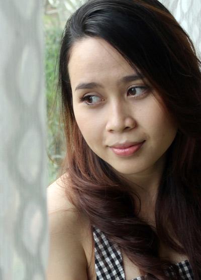 Ca sĩ Lưu Hương Giang