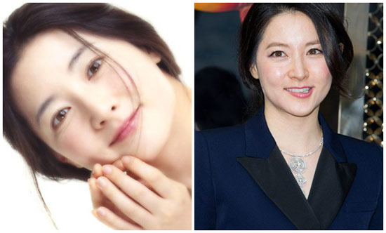 Sao hàn,Lee Hyori,Lee Seung Yeon,Kim Nam Joo,Choi Ji Woo,Lee Young Ae