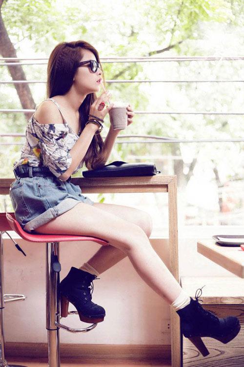 Thời trang,thời trang sao việt,Chi pu