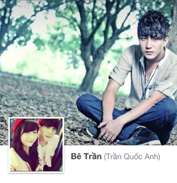 Quỳnh Anh Shyn,Bê Trần,Hot girl,hot boy