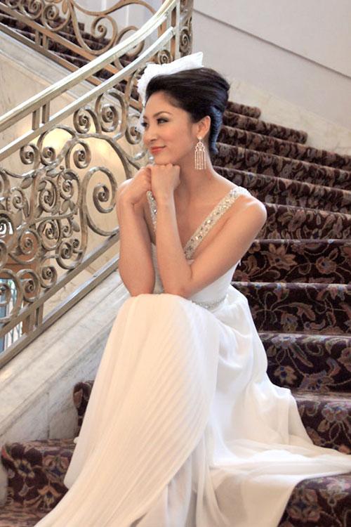 Ikumi Yoshimatsu,Hoa hậu Quốc tế,Miss International