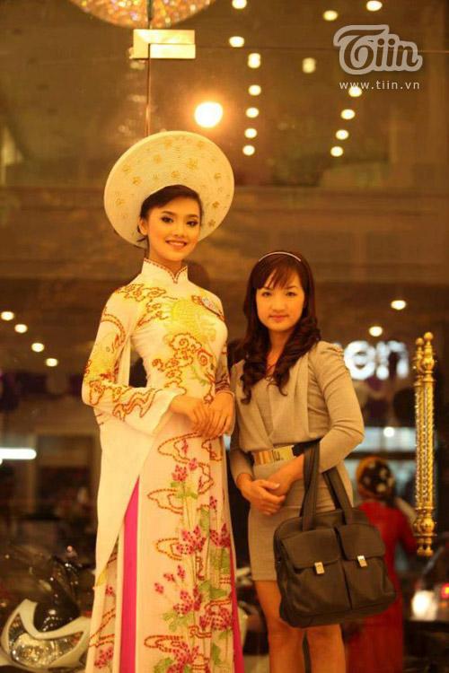 Trần Tố Như,hoa khôi Thanh niên thanh lịch và thời trang thái nguyên,bảo trân