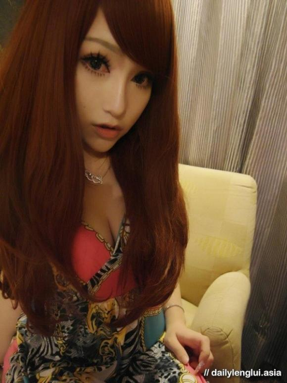 giới trẻ,hot girl,Berry Lin