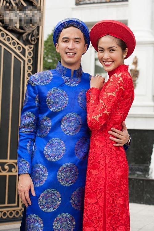 Tăng Thanh Hà mặc váy cưới 67 triệu? - 2