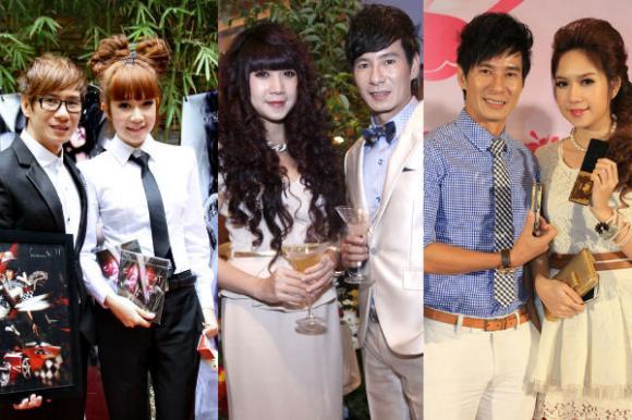 Những cặp vợ chồng sao Việt chăm đi sự kiện nhất 1