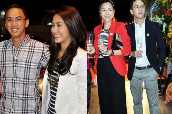 Những cặp vợ chồng sao Việt chăm đi sự kiện nhất 16