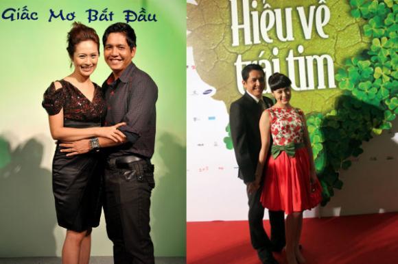 Những cặp vợ chồng sao Việt chăm đi sự kiện nhất 3