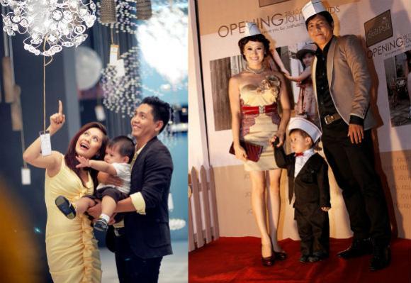 Những cặp vợ chồng sao Việt chăm đi sự kiện nhất 4