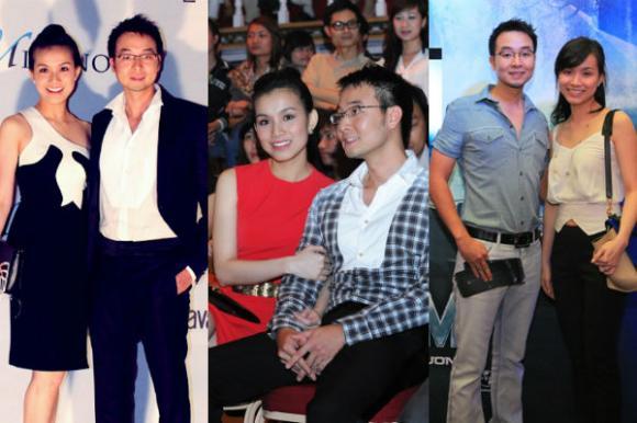 Những cặp vợ chồng sao Việt chăm đi sự kiện nhất 14