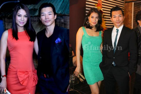 Những cặp vợ chồng sao Việt chăm đi sự kiện nhất 7