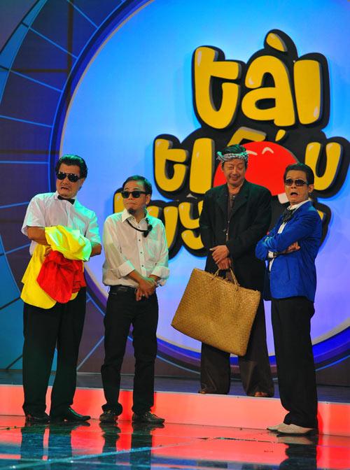Trấn Thành,Lê Khánh,Dưa Leo,Tâm Tít,Hồng Tơ