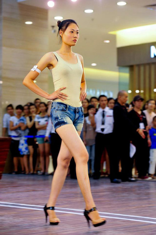 Mai Giang,Vietnam's Next Top Model