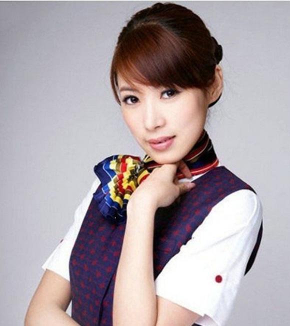 10 nữ tiếp viên hàng không hot nhất Trung Quốc 22