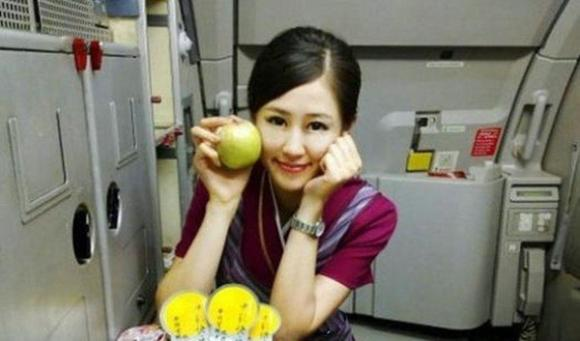 10 nữ tiếp viên hàng không hot nhất Trung Quốc 14