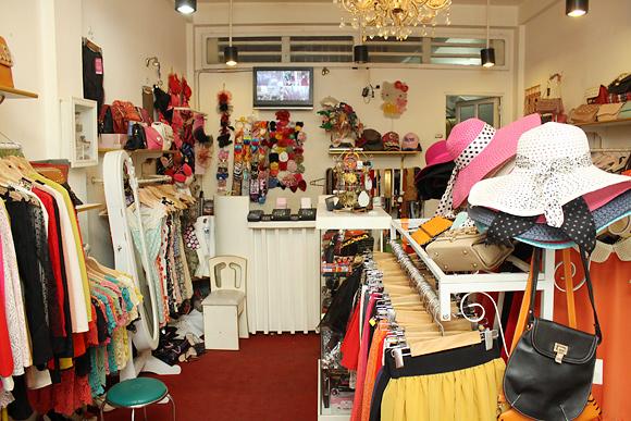 shop thời trang công sở nữ