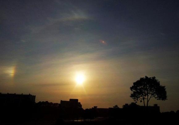 Chuyện lạ,chuyện lạ thế giới,phi thường,kỳ quặc,3 mặt trời
