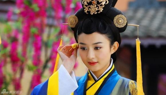 phim truyền hình trung quốc,tân tiếu ngạo giang hồ,nữ tướng,thiên long bát bộ,tạo hình nhân vật,viên san san,kim ki bum